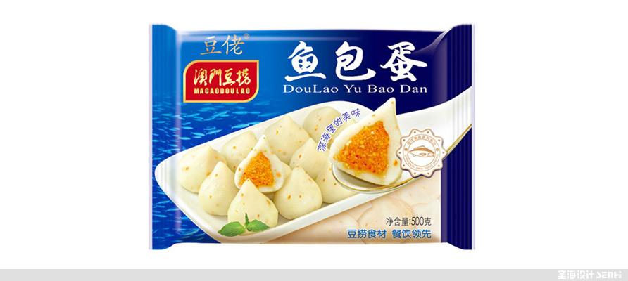 澳門豆撈,魚包蛋,海鮮包裝設計,杭州包裝設計,品牌設計,浙江包裝設計,食品海報設計,網站開發,農產品包裝設計