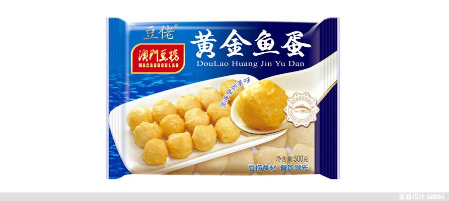 澳門豆撈,海鮮包裝設計,杭州包裝設計,黃金魚蛋,品牌設計,浙江包裝設計,食品海報設計,網站開發,農產品包裝設計