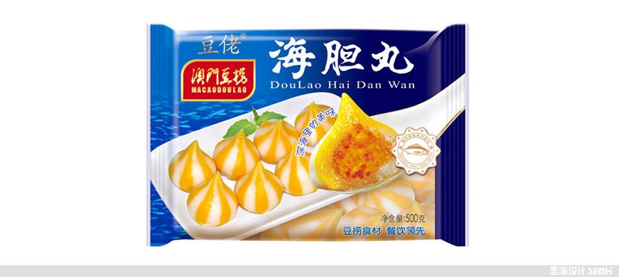 澳門豆撈,海鮮包裝設計,杭州包裝設計,海膽丸,品牌設計,浙江包裝設計,食品海報設計,網站開發,農產品包裝設計