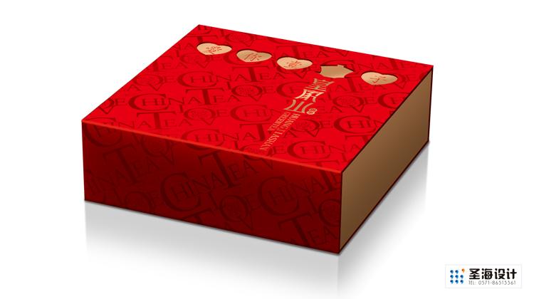婚庆礼茶/杭州包装设计/杭州圣海包装艺术设计有限公司
