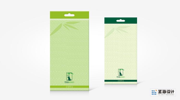 安吉竹印象品牌設計/竹鄉/竹纖維紡織品/竹纖維毛巾/杭州包裝設計/杭州圣海包裝藝術設計有限公司