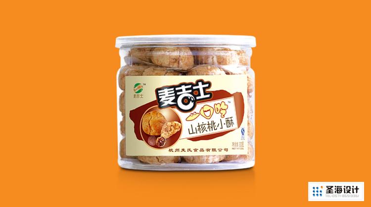 麦吉士一口吃,瓶贴设计,杭州包装设计,浙江包装设计,品牌策划设计,标志设计,logo设计,网页网站设计