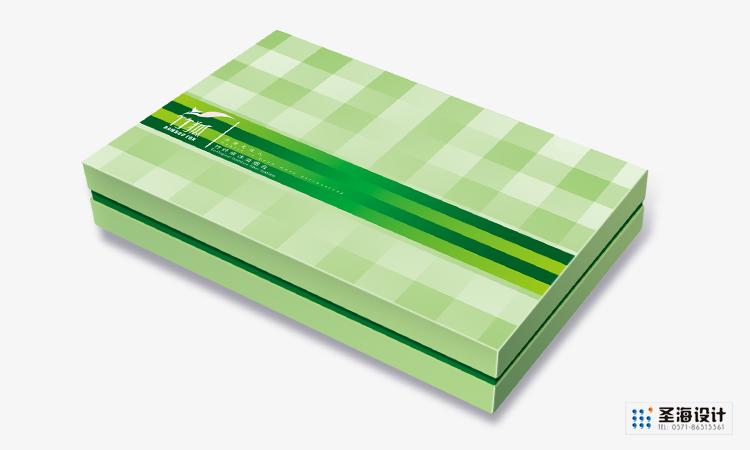 竹狐紡織品包裝/竹纖維毛巾禮盒/杭州包裝設計/杭州圣海包裝藝術設計有限公司