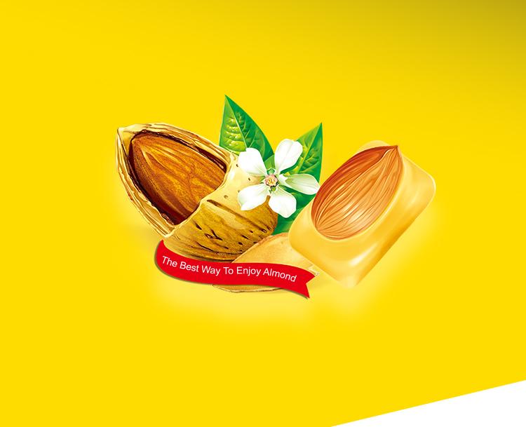 好麗友杏仁糖包裝設計/圣海包裝設計/杭州包裝設計/浙江包裝設計/鐵盒包裝/糖果包裝設計