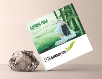 竹狐竹纤维产品画册