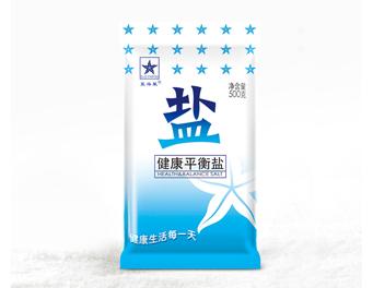 蓝海星食用盐